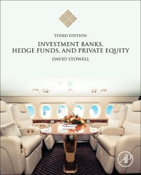 cover of Investment Banks, Hedge Funds, and Private Equity - 3rd Edition