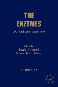 Cover image for DNA Replication Across Taxa
