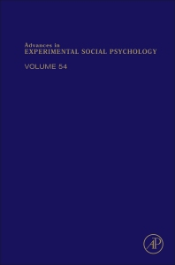 Advances in Experimental Social Psychology - 1st Edition - ISBN: 9780128047385, 9780128051177