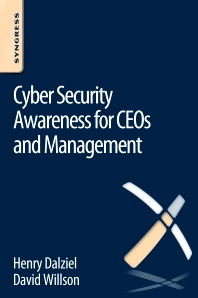 Cover image for Cyber Security Awareness for CEOs and Management