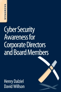 Cover image for Cyber Security Awareness for Corporate Directors and Board Members