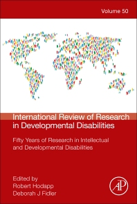 International Review of Research in Developmental Disabilities - 1st Edition - ISBN: 9780128047866, 9780128051788