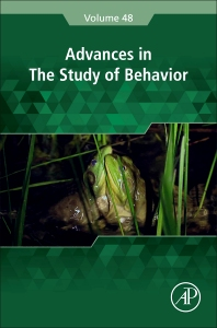 Advances in the Study of Behavior - 1st Edition - ISBN: 9780128047873, 9780128051795