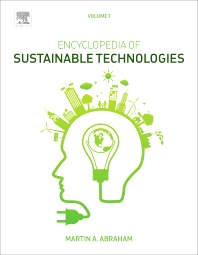 Book cover image for Encyclopedia of Sustainable Technologies