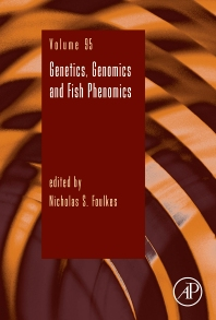 Cover image for Genetics, Genomics and Fish Phenomics