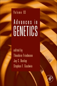Advances in Genetics - 1st Edition - ISBN: 9780128048016, 9780128052174