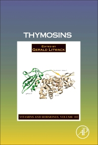 Cover image for Thymosins