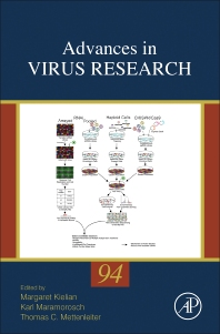 Advances in Virus Research - 1st Edition - ISBN: 9780128048214, 9780128052372