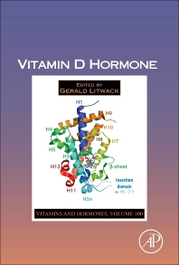 Cover image for Vitamin D Hormone