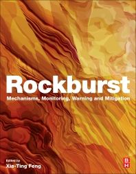 Cover image for Rockburst