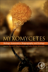 Cover image for Myxomycetes