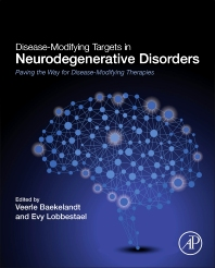 Cover image for Disease-Modifying Targets in Neurodegenerative Disorders
