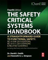 cover of The Safety Critical Systems Handbook - 4th Edition