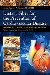 Book cover image for Dietary Fiber for the Prevention of Cardiovascular Disease
