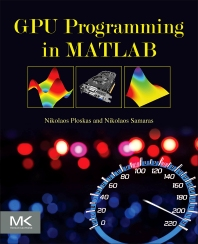 Cover image for GPU Programming in MATLAB