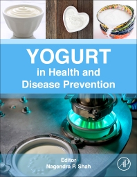 Cover image for Yogurt in Health and Disease Prevention