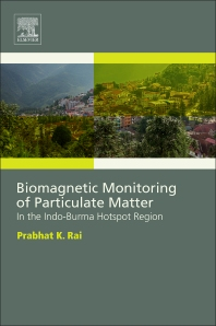 Cover image for Biomagnetic Monitoring of Particulate Matter