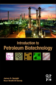 Cover image for Introduction to Petroleum Biotechnology