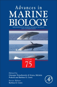 Mediterranean Marine Mammal Ecology and Conservation - 1st Edition - ISBN: 9780128051528, 9780128052969