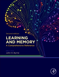 Book cover image for Learning and Memory: A Comprehensive Reference (Second Edition)