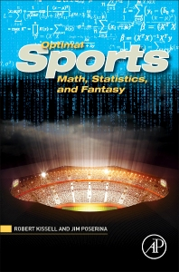 Cover image for Optimal Sports Math, Statistics, and Fantasy