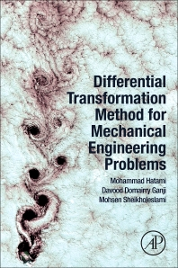 Cover image for Differential Transformation Method for Mechanical Engineering Problems