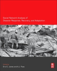 Cover image for Social Network Analysis of Disaster Response, Recovery, and Adaptation