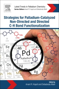 Book cover image for Strategies for Palladium-Catalyzed Non-Directed and Directed C-H Bond Functionalization
