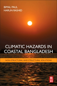 Cover image for Climatic Hazards in Coastal Bangladesh