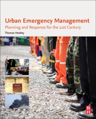 Urban Emergency Management - 1st Edition - ISBN: 9780128053072, 9780128092200