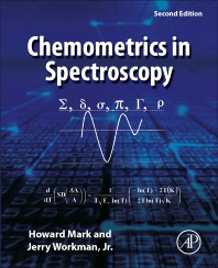 Cover image for Chemometrics in Spectroscopy