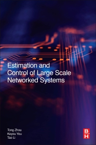 Estimation and Control of Large Scale Networked Systems