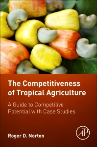 Cover image for The Competitiveness of Tropical Agriculture