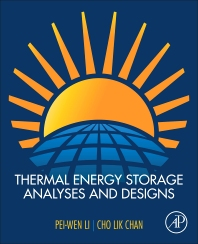 Book cover image for Thermal Energy Storage Analyses and Designs