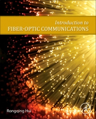 Cover image for Introduction to Fiber-Optic Communications