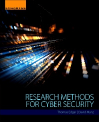 Cover image for Research Methods for Cyber Security