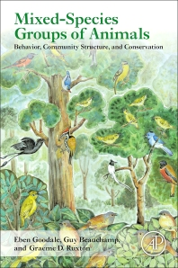 Cover image for Mixed-Species Groups of Animals