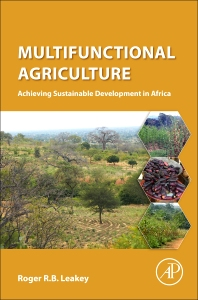 Cover image for Multifunctional Agriculture