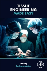 Cover image for Tissue Engineering Made Easy