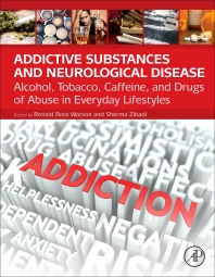Cover image for Addictive Substances and Neurological Disease