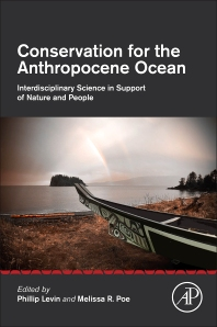Cover image for Conservation for the Anthropocene Ocean