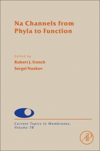 Cover image for Na Channels from Phyla to Function