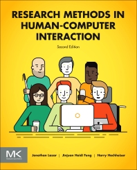 Cover image for Research Methods in Human-Computer Interaction