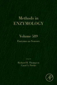 Enzymes as Sensors - 1st Edition - ISBN: 9780128054062, 9780128092910
