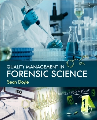 Cover image for Quality Management in Forensic Science