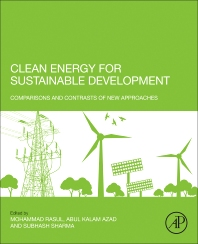 Cover image for Clean Energy for Sustainable Development