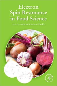 Cover image for Electron Spin Resonance in Food Science