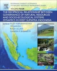 Cover image for Redefining Diversity and Dynamics of Natural Resources Management in Asia, Volume 4