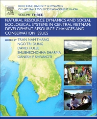 Cover image for Redefining Diversity and Dynamics of Natural Resources Management in Asia, Volume 3