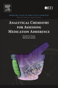 Cover image for Analytical Chemistry for Assessing Medication Adherence